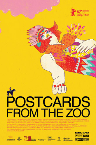 PostcardsfromtheZoo
